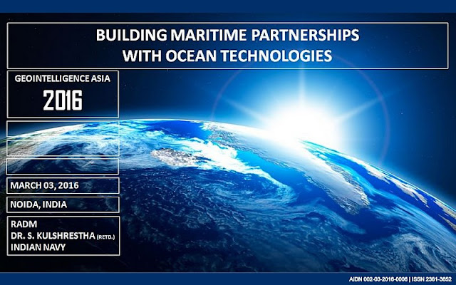 TRANSCRIPT | Building Maritime Partnerships with Ocean Technologies
