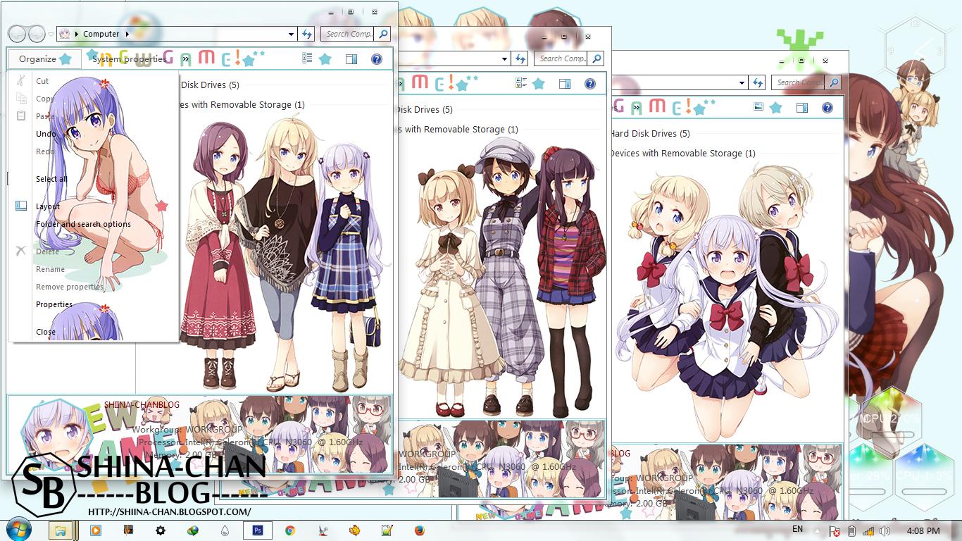 Windows 7 Theme New Game ! 3