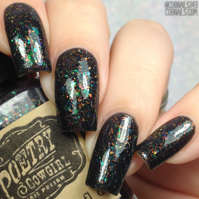 Poetry Cowgirl Nail Polish-525600 Minutes