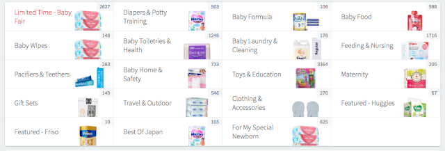 online baby items for sale in singapore