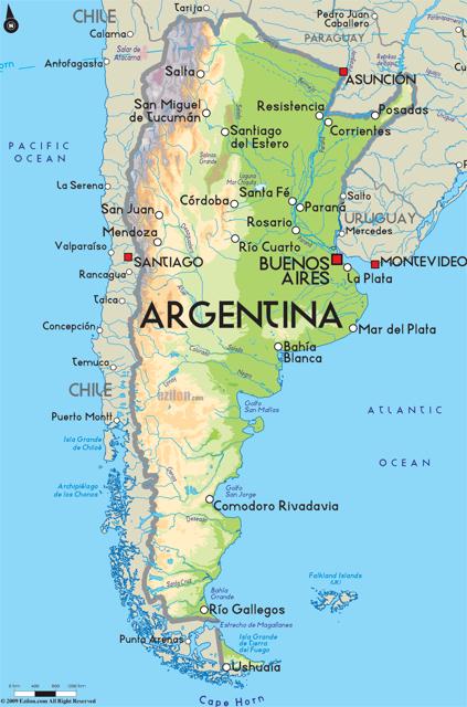 Dr. Junge's Blog: Week 7 - Argentina