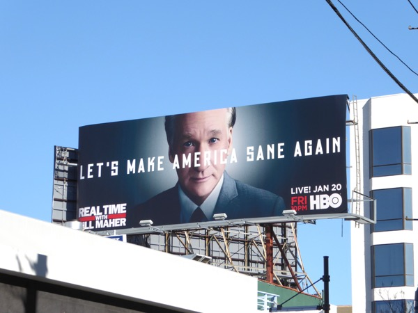 Real Time Bill Maher season 15 billboard