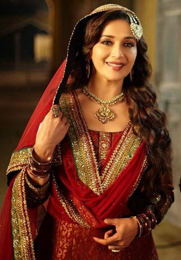 Bollywood Actress Madhuri Dixit Latest Hd Beautiful Hot -5259