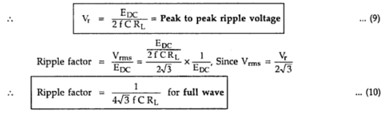 Capacitor Input Filter : Part3 ~ your electrical home