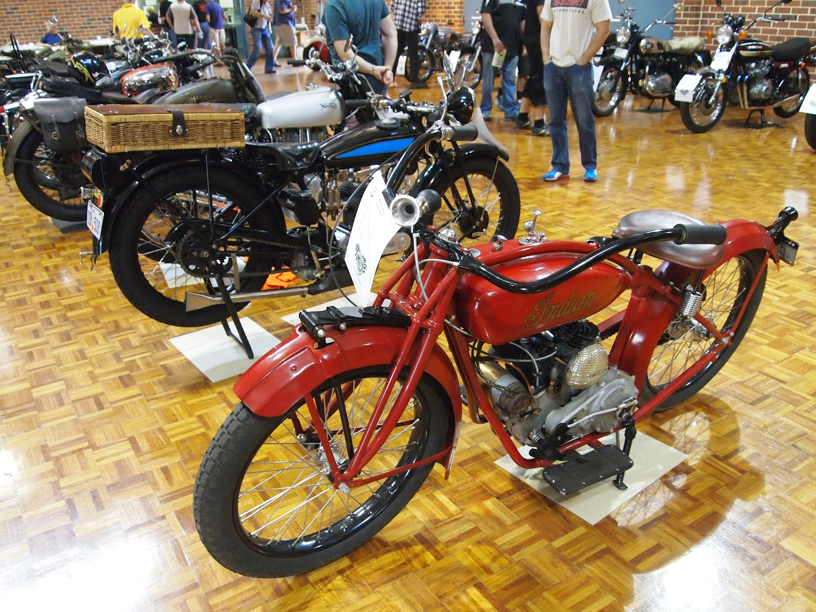 monroe motorcycle swap meet 2012