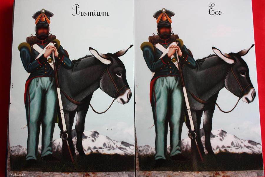 tirage photo comparaison Eco et premium