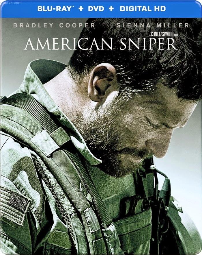 American Sniper (2014) 1080p BD25 Cover Caratula