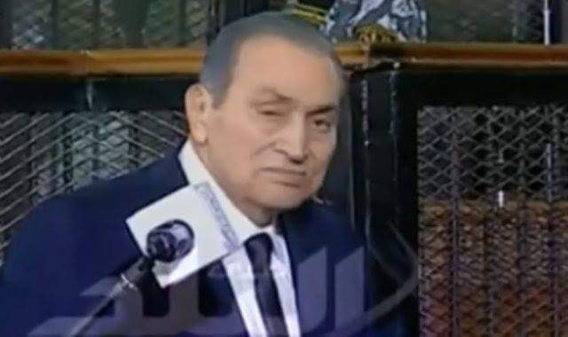 ما فعله مبارك في مصر