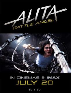 Alita  Angel de combate  2018