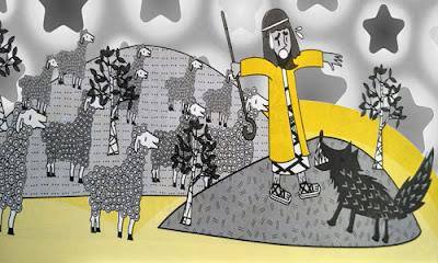 kisah islami sang penggembala kambing dan serigala
