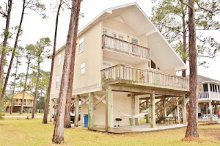 Lagoon Front House For Sale, Gulf Shores AL Real Estate