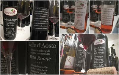 torrette vino