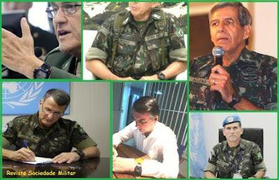 da3ae33244f Relógios do general causam crise política.