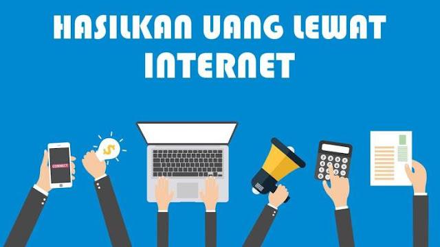Cari Uang Di Internet Dengan Mudah dan Cepat
