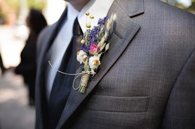 cocarde nunti flori naturale