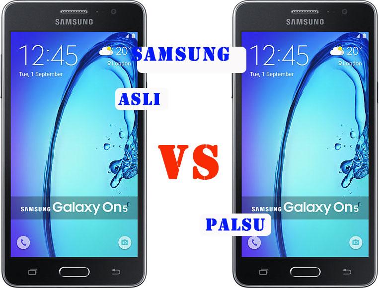 10 Cara Membedakan Samsung On5 Asli dan Palsu f443501d75