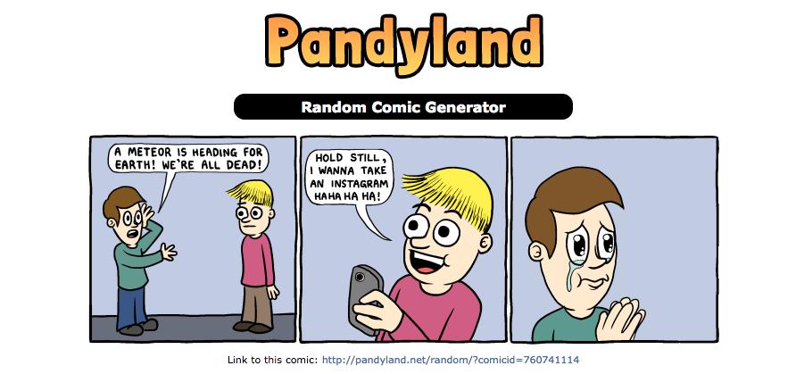 Blog City: Genre Generator
