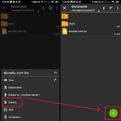 Cara Mudah Membuka File Berformat Iso