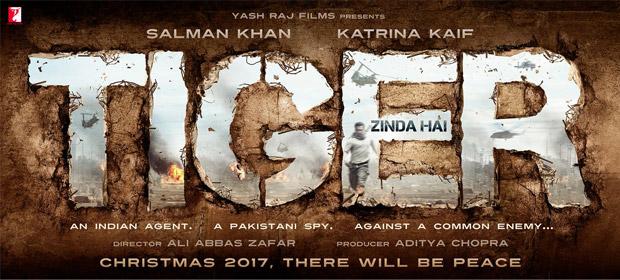 Tiger Zinda Hai, Tiger Zinda Hai First Look , Tiger Zinda Hai Poster, Tiger Zinda Hai Salman Khan
