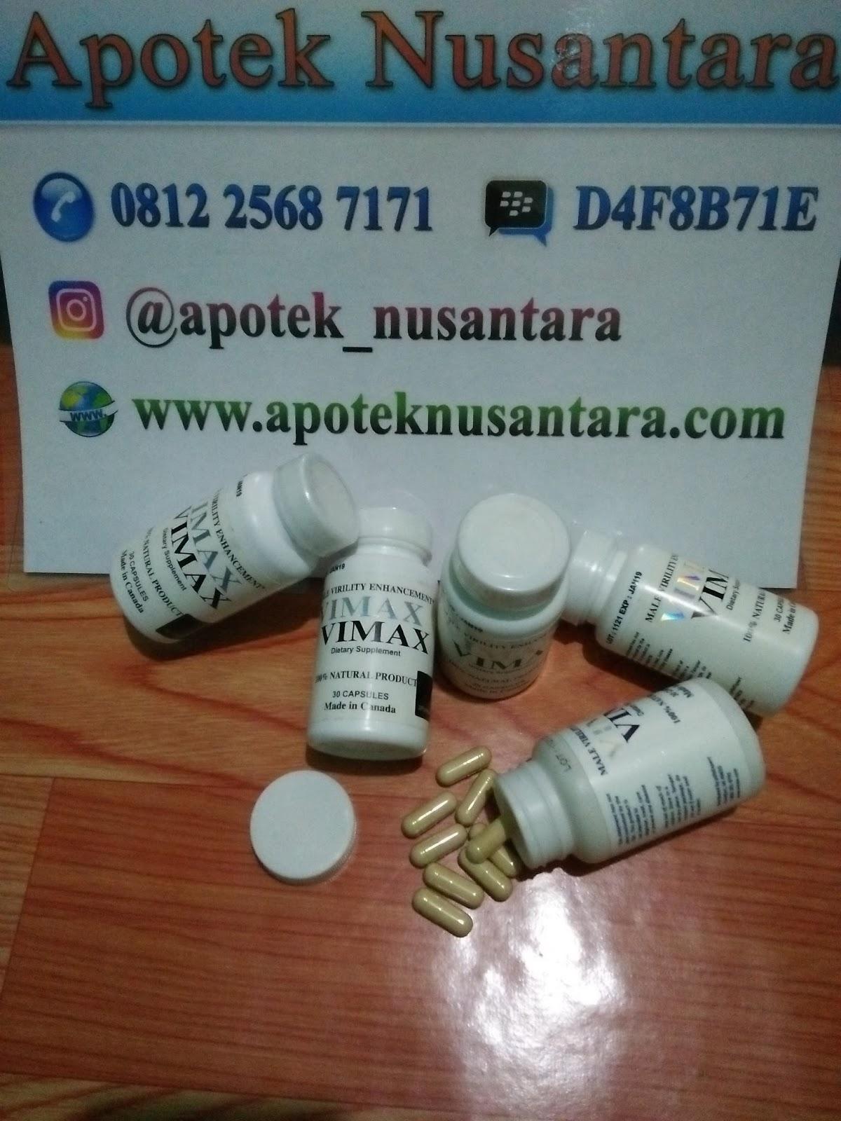 vimax obat pembesar dan pemanjang penis asli 100 apotek nusantara