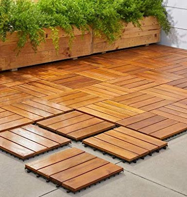 The Best Tile Material To Decorate The Terrace In Your Home
