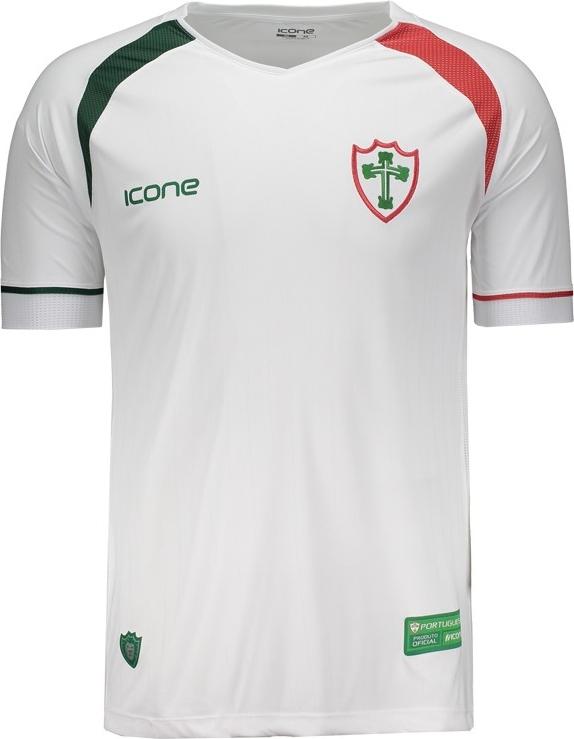 Ícone Sports lança as novas camisas da Portuguesa - Show de Camisas 1780f18871134