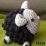 oveja gratis fantasma amigurumi, free pattern amigurumi sheep