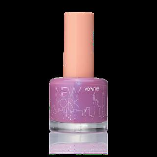 Βερνίκι Νυχιών New York Very Me Απόχρωση: Fancy Lavender Κωδικός: 30953 Δίνει Bonus Points: 3