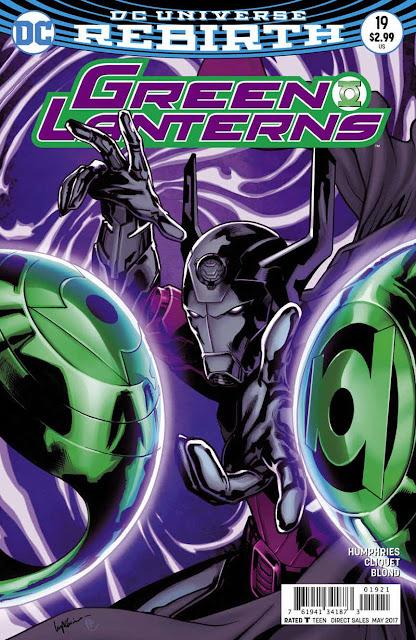 GREEN LANTERNS 19