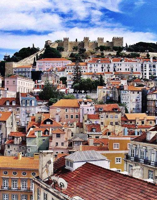 Tem um belo panorama em Lisboa? Pague mais seu capitalista explorador do meio ambiente!!!!