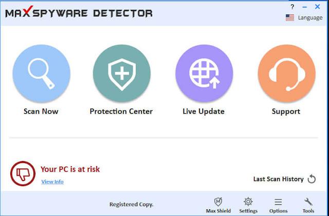 Spyware Detector license Key