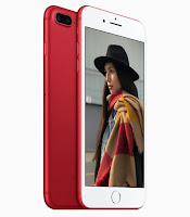 Kredit Iphone 7 Plus 128GB Red Edition (Internasional)
