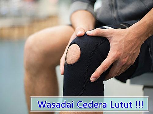 Cara Menyembuhkan Cedera Lutut