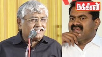 Who are Dravidians? | Subavee's thundering answer against Seeman Voice