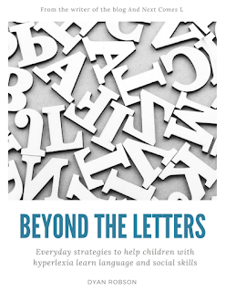Beyond the Letters eBook - books about hyperlexia from And Next Comes L