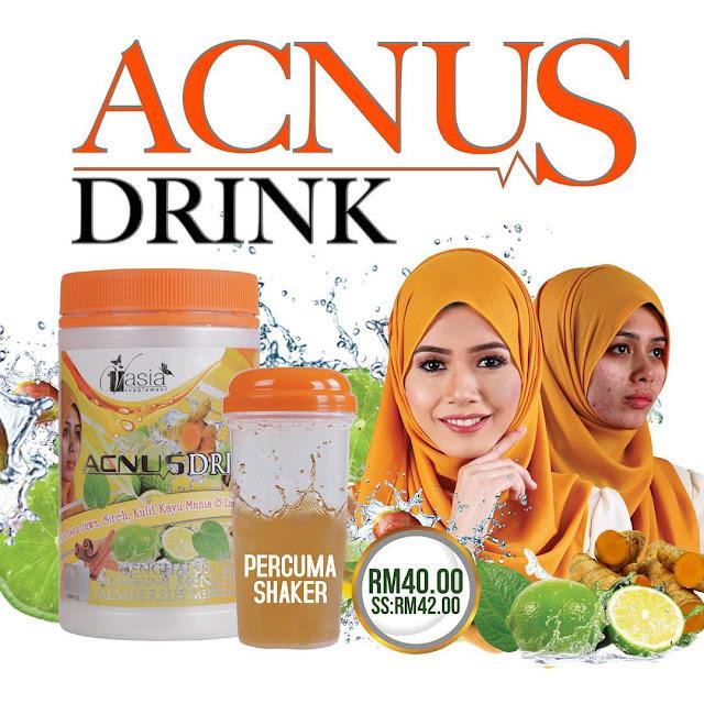 Acnus Drink V'asia