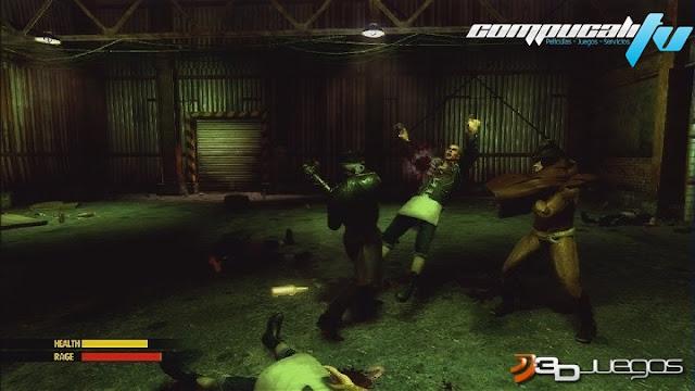 Watchmen The End Is Nigh Juego para PC en Español DVD5