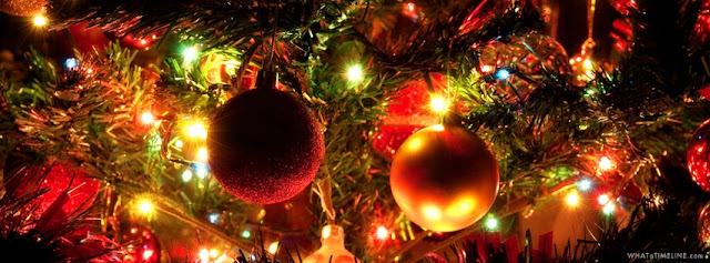 Merry Christmas Facebook Cover 2018