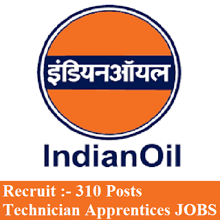 Indian Oil Corporation Limited, IOCL, Technician Apprentice, Apprentice, ITI, Diploma, Graduation, freejobalert, Sarkari Naukri, Latest Jobs, Hot Jobs, iocl logo