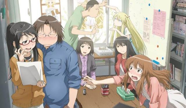 Anime Parody Terbaik - Genshiken