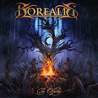 """Το lyric video των Borealis για το """"River"""" από τον δίσκο """"The Offering"""""""