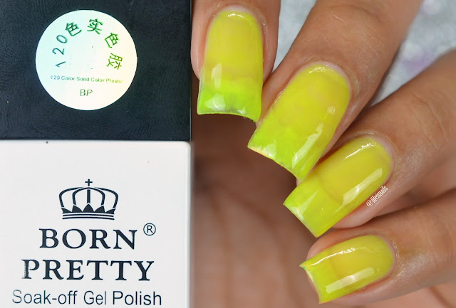 BPS Gel Polish 56