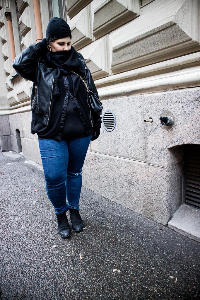 SOMA Original, päivän asu, plussize, plussakokoinen, talvityyli, tyyli, vaatteet ja asusteet