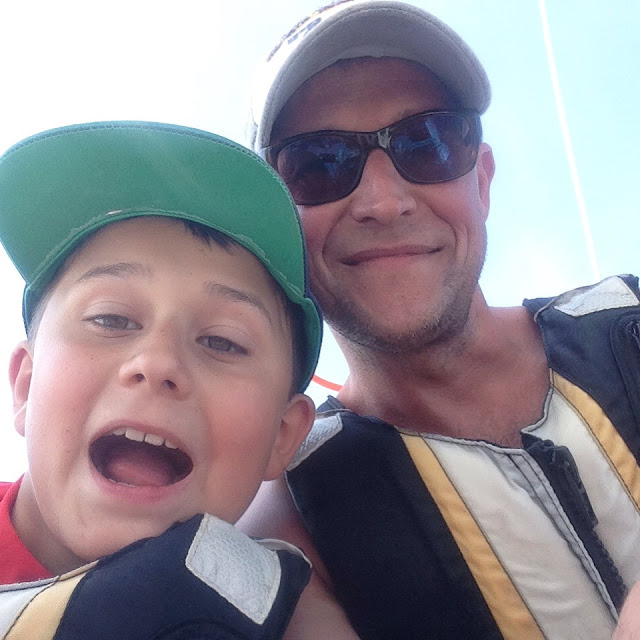 Katamaran segeln in Jesolo