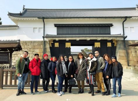 Angel Locsin And Neil Arce's Cutest And Sweetest Moments In Kyoto, Japan