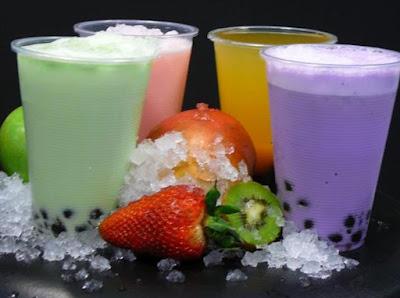 Resep Mudah Membuat Es Bubble Yang Paling Sederhana