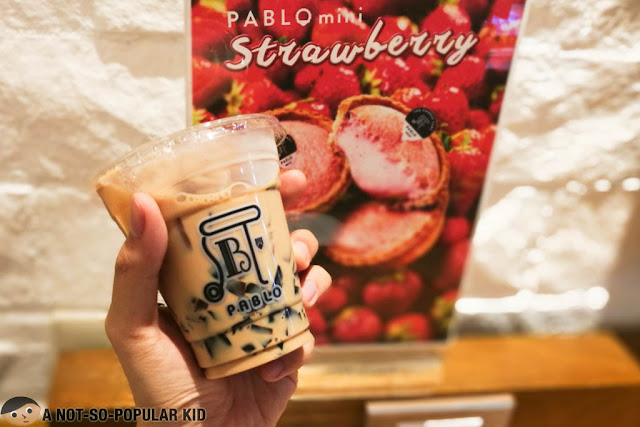 Pablo Milk Tea -- Greenbelt 5