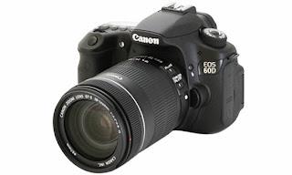 Harga dan Spesifikasi Kamera Canon EOS 60D