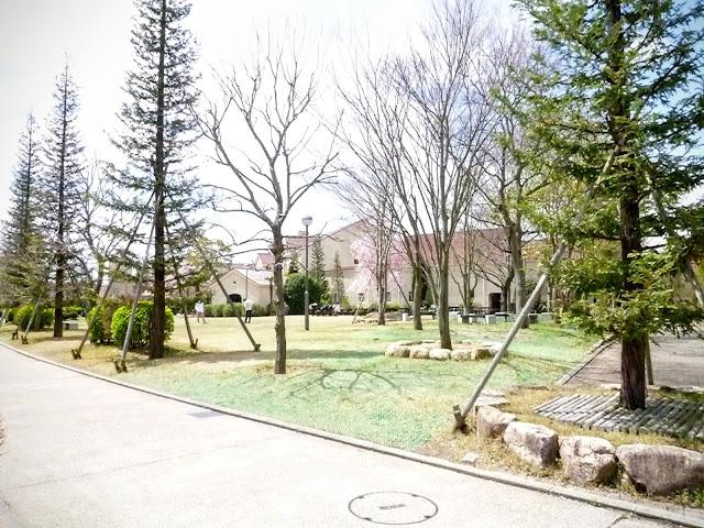 関西学院大学(三田キャンパス)の景色