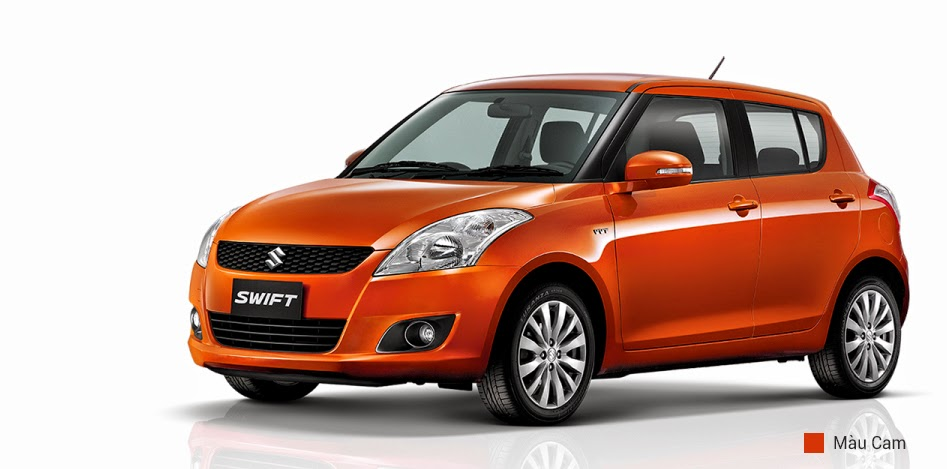 Suzuki Swift lắp ráp trong nước ảnh số 6